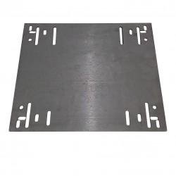 Platine adaptation plate