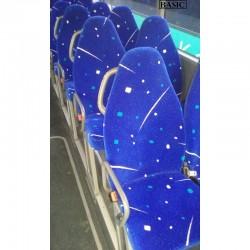 Garnitures, Housses de dossiers de sièges Mercedes Intouro