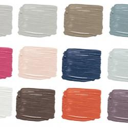 Capotes cabriolets coloris